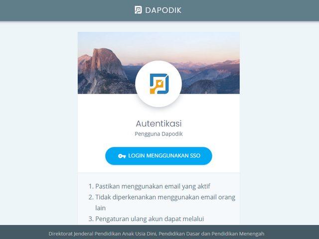 Cek Penerima Dana BSU Kemendikbud di info.gtk.kemdikbud.go.id