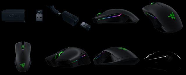 Mouse Gaming Razer Lancehead