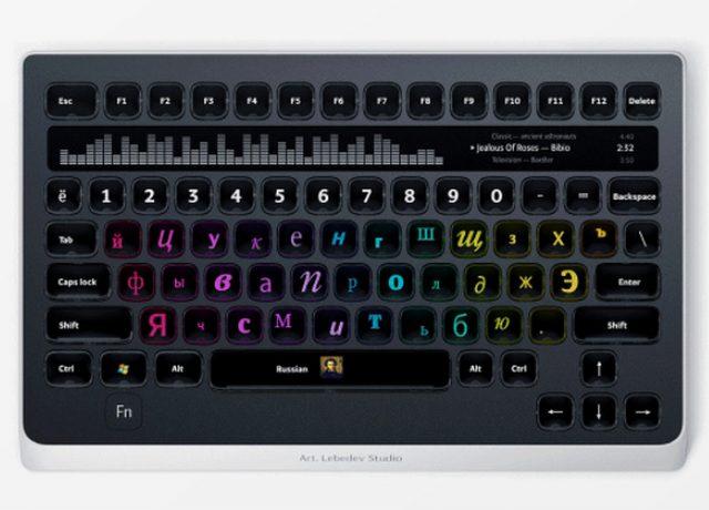 Optimus Maximus Gaming Keyboard