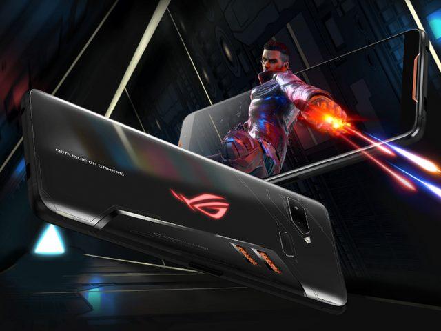 Smartphone Gaming ASUS ROG Phone