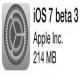Apple iOS 7 Beta 3 Dirilis Sesuai Jadwal