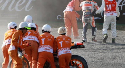 Patah Tulang Selangka, Pedrosa Absen di MotoGP Jepang 2016