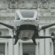 Drone Buatan China Ini Bisa Angkut Manusia Didalamnya