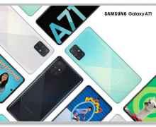 Punya Fitur 4 Kamera, ini Spesifikasi dan Harga Samsung Galaxy A71 di Indonesia
