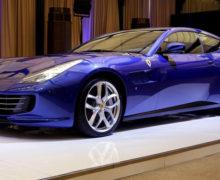 Ini Spesifikasi dan Harga Ferrari GTC4Lusso T di Indonesia