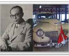 Sejarah Mobil DeSoto 1942 Kepunyaan Proklamator Indonesia yang Sempat Jadi Mobil Angkot