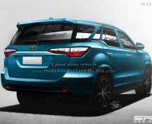 Ini Dia Gambar Bocoran Toyota Fortuner 2016