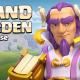 Game CoC Bisa Upgrade Witch Level 3 dan Kedatangan Hero Baru