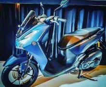 Pilihan Warna dan Harga Yamaha Lexi 125 Sang Penantang Honda Vario 125