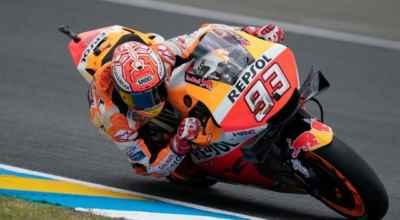 Hasil Lengkap FP4 MotoGP Prancis di Sirkuit Le Mans: Marc Marquez Tercepat