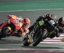 Hasil Kualifikasi MotoGP Belanda 2017: Zarco Pole Position