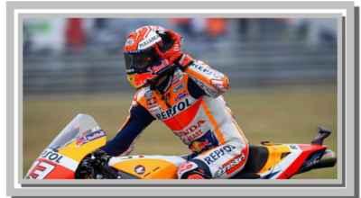 Hasil Kualifikasi MotoGP Prancis 2019: Marquez Start Terdepan, Rossi?