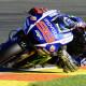 Hasil Kualifikasi MotoGP Valencia 2015, Lorezo Pole Rossi Terjatuh
