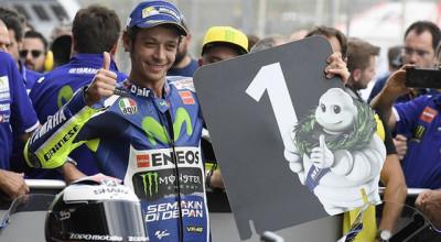 Hasil Kualifikasi MotoGP Jerez Spanyol 2016 : Valentino Rossi Start Didepan