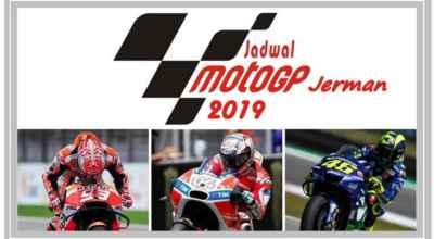 Jadwal MotoGP 2019 dan Jam Tayang Seri ke-9 MotoGP Jerman