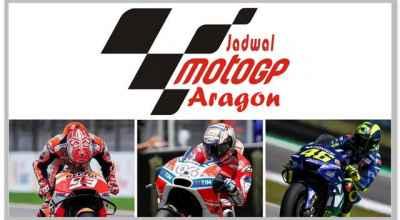 Jadwal Balapan MotoGP Aragon 2019 Berubah, Catat Jadwalnya Disini