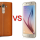 Benchmark LG G4 VS Samsung Galaxy S6 Siapa Yang Menang?