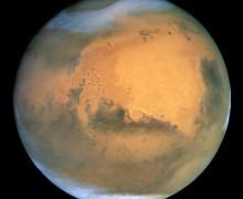 Meski Ada Tanda Kehidupan, Arab Saudi Larang Manusia Diami Planet Mars