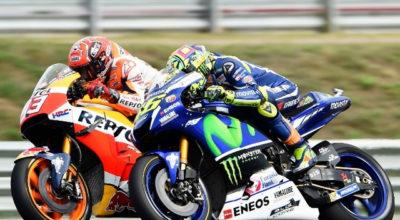Rossi Akui Marquez Pantas Mendapat Gelar Juara Dunia MotoGP 2016