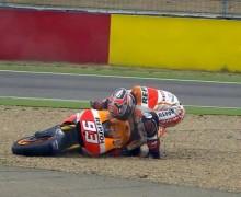 Setelah Cidera, Apakah Marquez Akan Absen di GP Jerez Spanyol?