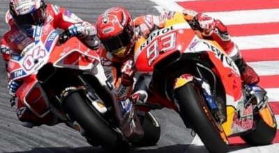 Usai Duel Maut Di Lap Terakhir MotoGP Austria 2017, Dovi: Kami Baik-Baik Saja