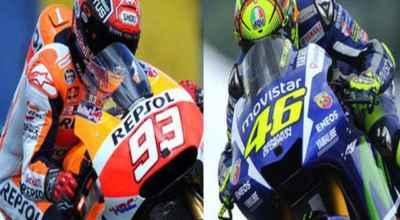 Rossi dan Marquez Terpuruk di FP1 dan FP2 MotoGP Australia