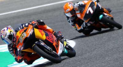 KTM Umumkan Nama Pembalap Mereka Di MotoGP 2018
