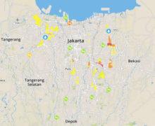 Info Banjir (Jakarta) ? Begini Cara Memantau dan Melaporkannya
