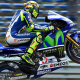 Hasil MotoGP Belanda 2015 : Rossi Menang, Marquez Runner Up
