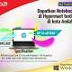 HP 14-AF115AU, Laptop Windows 10 Dengan Harga Terjangkau Untuk Mahasiswa