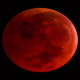 Fenomena Langka Gerhana Bulan Merah Darah (Blood Moon) Akan Terlihat Malam Ini
