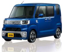Toyota Pixis Mega, Si Mobil Mungil Penantang Wagon R