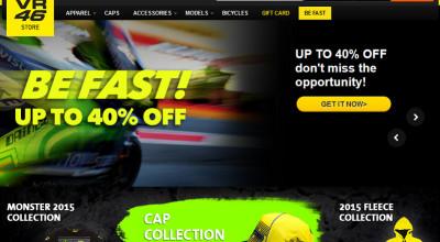 Rossi Putuskan Kerjasama Bisnis Dengan Marquez