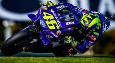 Valentino Rossi Bangkit dan Puas di Hari Pertama MotoGP Malaysia