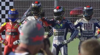 Video Selebrasi Kemenangan Lorenzo Di Facebook Jadi Bahan Ledekan